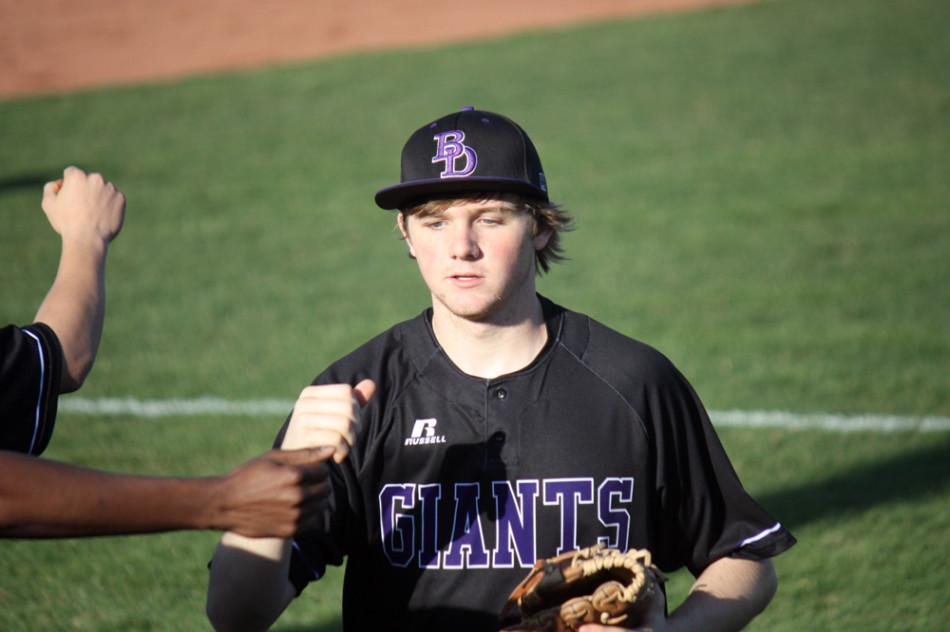 Gallery: Giant baseball beats CC
