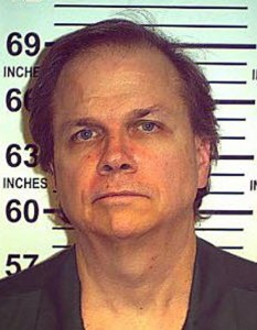 Chapman is currently still alive in prison and in his late 50's.